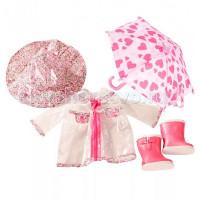 Gotz Набор одежды для дождливой погоды (5 предметов)