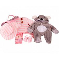 Gotz Набор одежды и аксессуаров с комбинезоном Коала для кукол 48 см