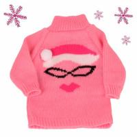 Gotz Одежда свитер Мисс Санта для кукол