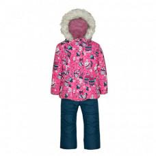 Gusti Комплект для девочки (куртка, полукомбинезон) GW20GS078