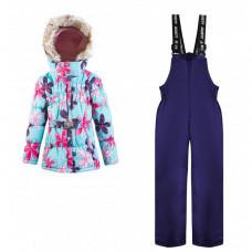 Gusti Комплект для девочки (куртка, полукомбинезон) GWG 5589