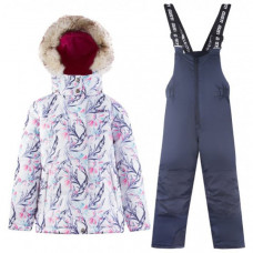 Gusti Комплект для девочки (куртка, полукомбинезон) GWG 6880