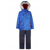 Gusti Комплект для мальчика (куртка, полукомбинезон) GWB 5405