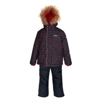 Gusti Комплект для мальчика (куртка, полукомбинезон) GWB6015