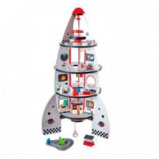 Hape Игровой набор Четырехступенчатый космический корабль