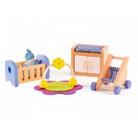 Hape Набор для кукольного дома Детская комната