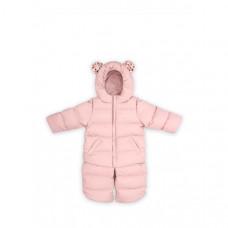 Happy Baby Комбинезон детский с меховыми ушками