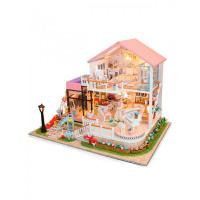 Hobby Day Румбокс Интерьерный конструктор Дом для принцессы