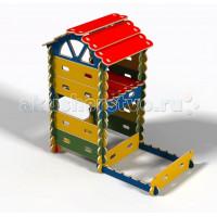 Hotenok Детский Домик с песочницей Архитектор (44 элемента)