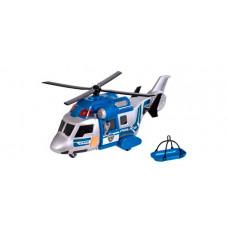 HTI Полицейский вертолет Teamsterz 36 см