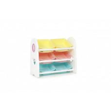 Ifam Стеллаж для игрушек Briring-3