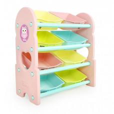 Ifam Стеллаж для игрушек Briring-4