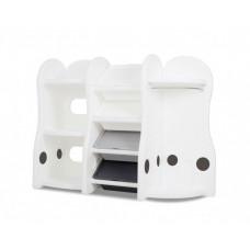 Ifam Стеллаж для игрушек Design Organaizer Smart-4