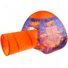 Играем вместе Палатка детская игровая Хот Вилс с тоннелем