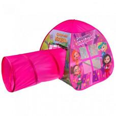 Играем вместе Палатка детская игровая Сказочный патруль с тоннелем