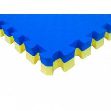 Игровой коврик Eco Cover Мягкий пол Татами 100х100x4 cм
