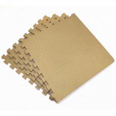 Игровой коврик Eco Cover пазл Мягкий пол Спорт 50x50x1.4 см
