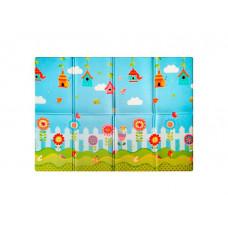 Игровой коврик Mambobaby Soft Little birds (книжка) 190х130х1 см