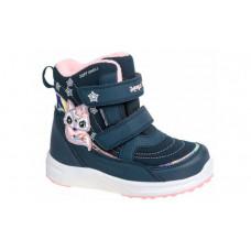 Indigo kids Ботинки утепленные со светодиодами Waterproof 70-0002С/10