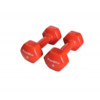 Inex Гантели для аэробики в виниле IN-VD9 4 кг
