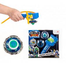 Infinity Nado Волчок Атлетик Super Whisker с пусковым устройством