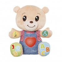 Интерактивная игрушка Chicco Говорящий Мишка Teddy Emotion