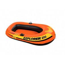 Intex Надувная лодка Explorer 200
