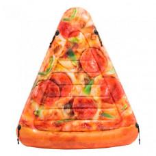 Intex Надувной матрас Кусочек пиццы 175х145 см