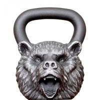 Iron Head Гиря Медведь 24 кг