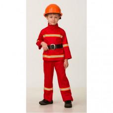 Jeanees Карнавальный костюм Пожарный
