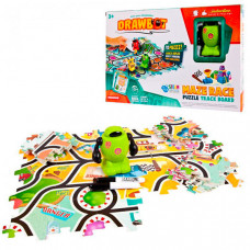 Junfa Робот индуктивный Drawbot