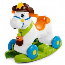 Качалка Chicco Лошадка Baby Rodeo