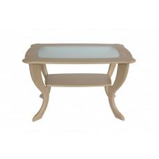 Калифорния мебель Стол журнальный Маэстро со стеклом СЖС-01