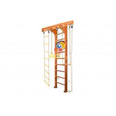 Kampfer Домашний спортивный комплекс Wooden Ladder Wall Basketball Shield 2.67 м