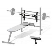 Kampfer Комплект опций к скамье для пресса KSW professional Bench Press