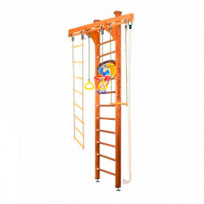 Kampfer Шведская стенка Wooden Ladder Ceiling Basketball Shield 3 м