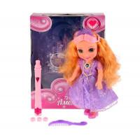 Карапуз Кукла Принцесса Амелия с набором для окрашивания волос 36 см