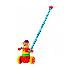 Каталка-игрушка Bino Медвежонок