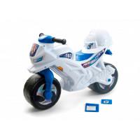 Каталка Orion Toys Мотоцикл двухколёсный с каской