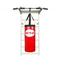Kett-Up Мешок боксерский на стропах 85х29 см
