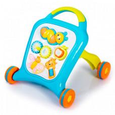 Ходунки BabyHit Развивающая игрушка-каталка Move&Play Farm
