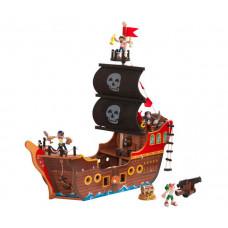 KidKraft Игровой набор Пиратский корабль