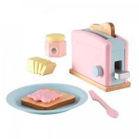KidKraft Игровой набор тостер Пастель