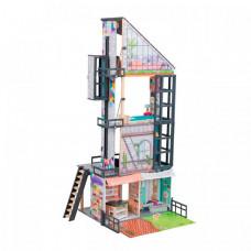 KidKraft Кукольный дом Бьянка с мебелью интерактивный (26 элементов)