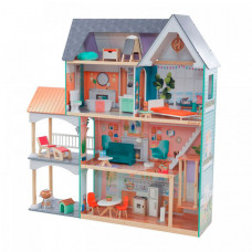 KidKraft Кукольный дом Далия с мебелью (30 элементов)