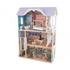 KidKraft Кукольный домик Кэйли 30 см с мебелью
