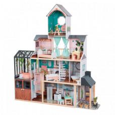 KidKraft Кукольный домик Особняк Селесты с мебелью (22 элементов)