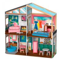 KidKraft Кукольный домик с магнитным дизайном интерьера