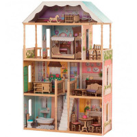 KidKraft Кукольный домик Шарллота