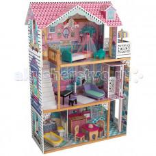 KidKraft Трехэтажный дом для кукол Барби Аннабель